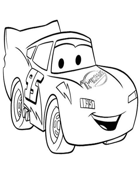 disegni da colorare di cars saetta cars da colorare stare
