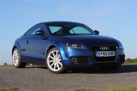 Review Audi Tt Coupe by Audi Tt Coup 233 Review 2006 2014 Parkers