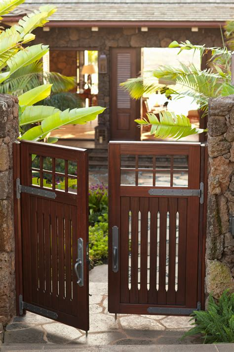 small gates for garden gate entrance ideas with wood gate l andscape tropical and decorative garden fencing