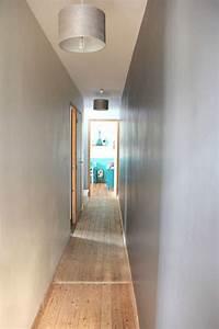 decoration couloir long et etroit 11 astuces efficaces With couleur peinture couloir sombre 3 davaus couleur peinture couloir entree avec des