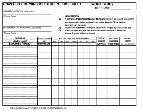 time motion study excel template exceltemplates