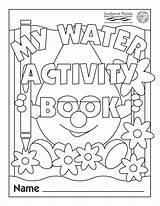 Coloring Water Cycle Printable Colouring Kindergarten Worksheet Preschool Alchemist Pdf Worksheets Colorear Paginas Agua Wallpaperartdesignhd Simple Books Popular Activities Ciencias sketch template