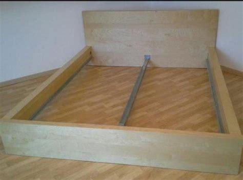 Ikea Möbel Betten by Ikea Malm Bett 180x200cm Stabiler Und H 246 Natur Mit