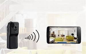 Camera Surveillance Exterieur Wifi : micro camera ip wifi iphone android ~ Dailycaller-alerts.com Idées de Décoration