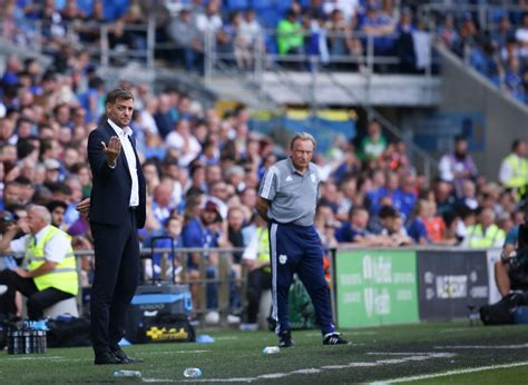 Leeds fans react as Neil Warnock replaces Woodgate at ...