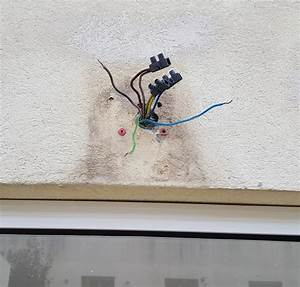 Outdoor Wall Light Without Wiring