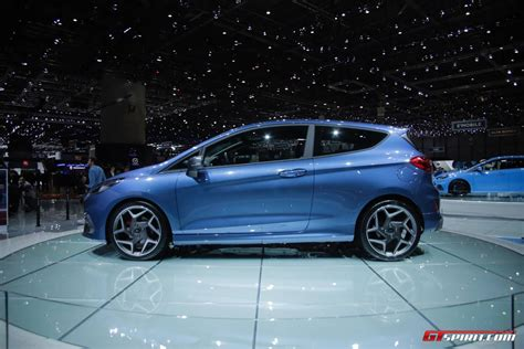 2017 Ford Fiesta St Officially Revealed