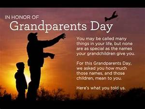 GRANDPARENTS DAY 2012 QUOTES POEMS image quotes at ...