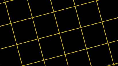 Yellow Grid Aesthetic Background Wallpapers Gold Dark
