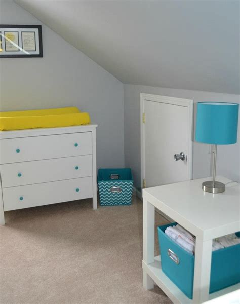 nursery side table ideas 93 best teal black and white decor images on pinterest