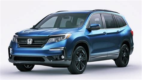 Maybe you would like to learn more about one of these? Honda Pilot Future Redesign 2022 - Car USA Price