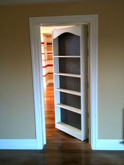 How To Build A Bookcase Door by The Mysterious Bookcase Secret Playrooms For