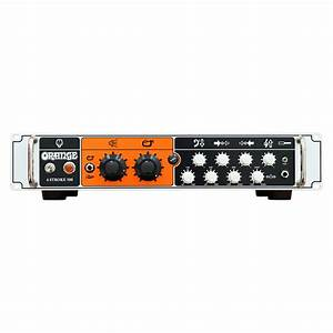 [NAMM] Orange debuts 4 Stroke bass amps news - Audiofanzine