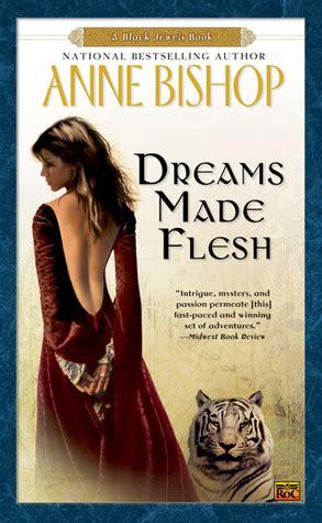 dreams  flesh  black jewels   anne bishop reviews discussion bookclubs lists