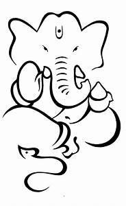 How to Draw Lord Ganesha - YouTube