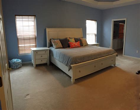 prentice storage sleigh bedroom set from ashley b672