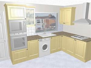 l shaped kitchen designs | Examples of kitchen designs ...