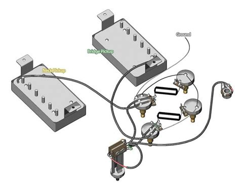 Mod Garage Les Paul Wiring Telecaster Guitar