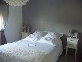 Chambre Parentale Romantique : chambre parentale blanche et lin 13 photos dede33 ~ Premium-room.com Idées de Décoration