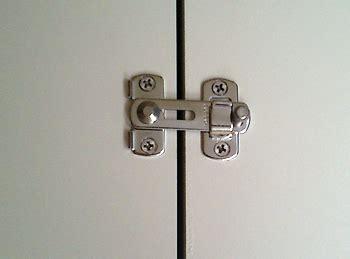 accordion door lock bifold door lockset