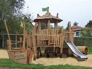 Jeux Exterieur Bois Enfant : jeux exterieur bois collectivit id e ~ Premium-room.com Idées de Décoration