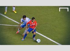 Cantonaeqsue goal from Marco Fabian Cruz Azul v Puebla
