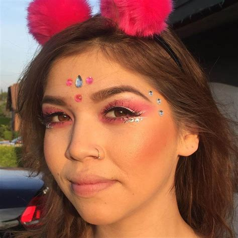 rave makeup designs trends ideas design trends