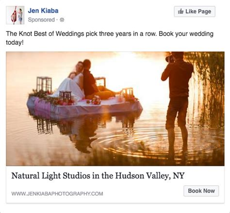 perfect facebook ads  photographers guide