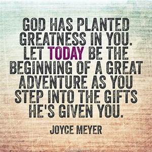 God Has Planted Greatness In You Pictures, Photos, and
