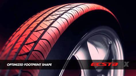 Kumho Tire Ecsta 4x Product Video