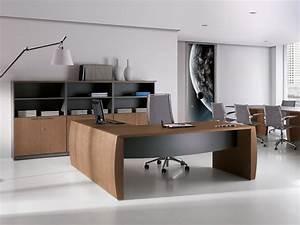 Bureau Contemporain Design : bureau direction design contemporain bt46 montrealeast ~ Teatrodelosmanantiales.com Idées de Décoration