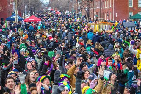 Mardi Gras Saint Louis 2018 **all Ages** 2nd Largest Mardi