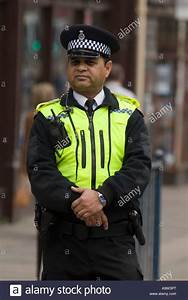 Asian police Officer at Work Stock Photo, Royalty Free ...