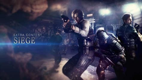 siege eveil resident evil 6 siege multiplayer screenshots siege mode