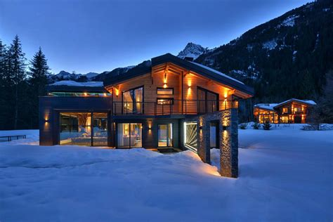 chalet dalmore in chamonix by skiboutique