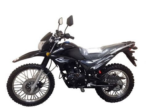 Street Legal Hawk 250cc Enduro Dual Sport Motorcycle Dirt Bike