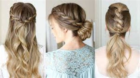 top 5 easy braided hairstyles 2018 for summer season