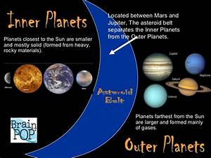 The Inner And Outer Planets (page 2) - Pics about space