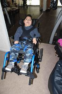 Nabeel's New Wheelchair Allows Him to Grow | Variety