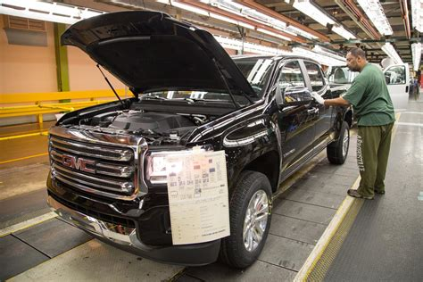 Gm Wentzville Assembly Plant Adds Third Shift For Building