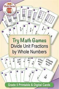Models Help Kids Learn To Divide Unit Fractions By Whole