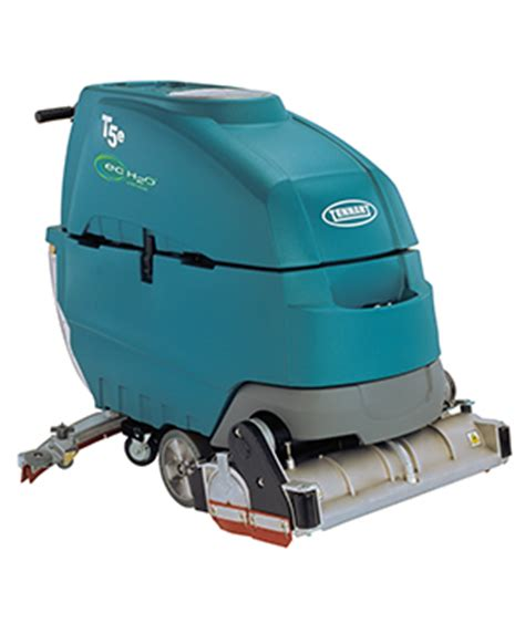 tennant t5 walk behind floor scrubber 4
