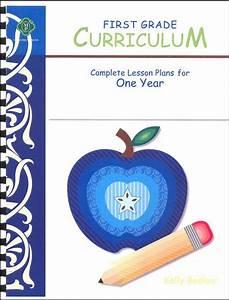 First Grade Curriculum Manual