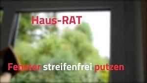 Streifenfrei Fenster Putzen : fenster putzen streifenfrei und ohne schlieren haus rat ~ Lizthompson.info Haus und Dekorationen