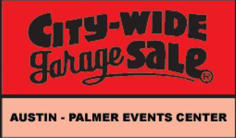 City Wide Garage Sale  This Weekend