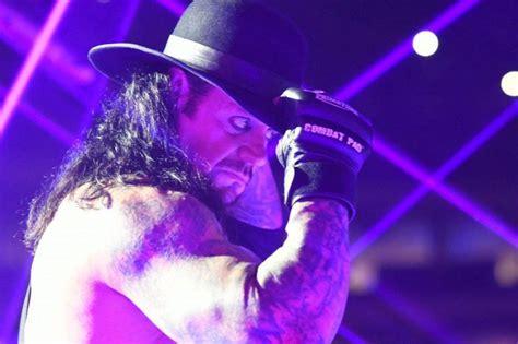 wwe news  undertaker talks   meaning