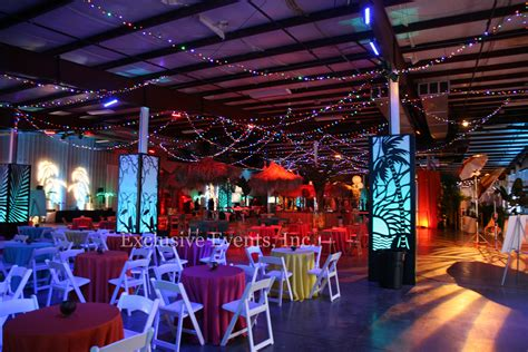 exclusive events gymnasiums warehouses airplane hangars