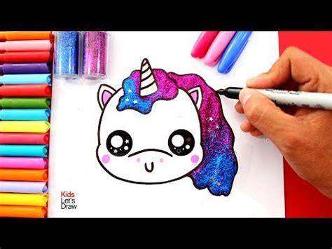 Videos De Pintar De Unicornios imagen para colorear
