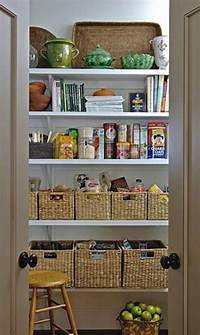 organizing a pantry Organizing the Kitchen Pantry in 5 Simple Steps ...