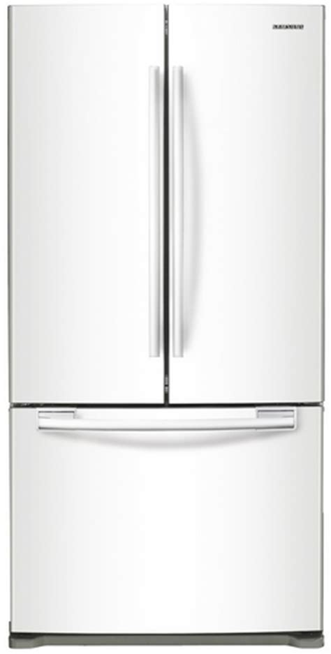 rf18hfenbww samsung 33 quot wide 18 cu ft capacity counter depth door refrigerator white